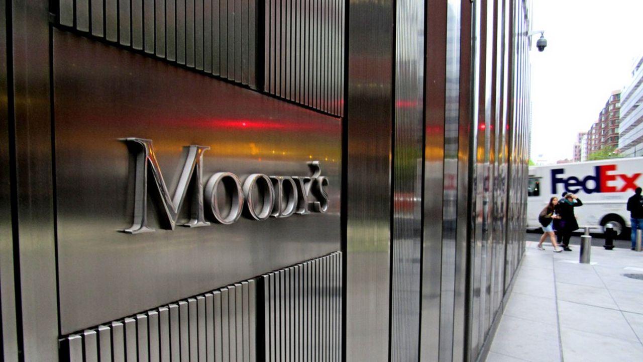 Les économies les plus avancées de la zone euro seront les plus touchées par le ralentissement de la croisssance dans l'Union européenne, selon Moody's.