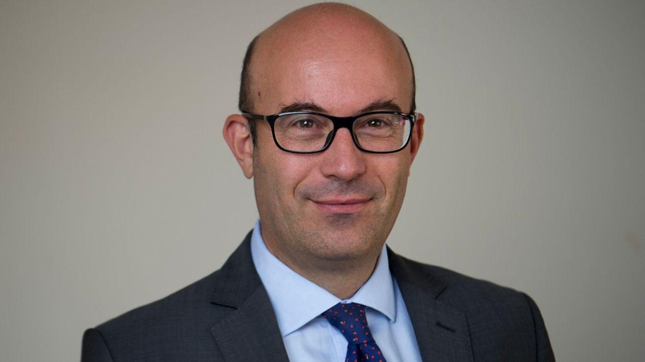 Stéphane Déo, stratégique à La Banque Postale Asset Management.