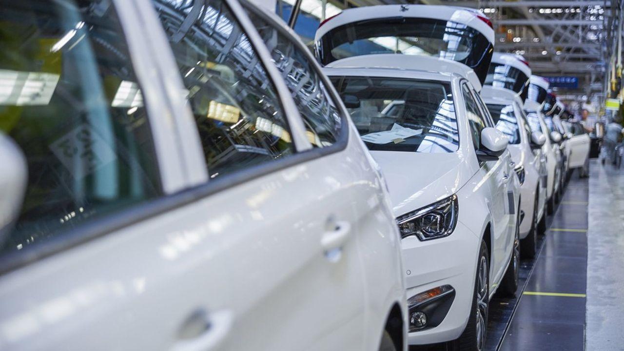 La production automobile française va chuter de plus de 20% l'an prochain.