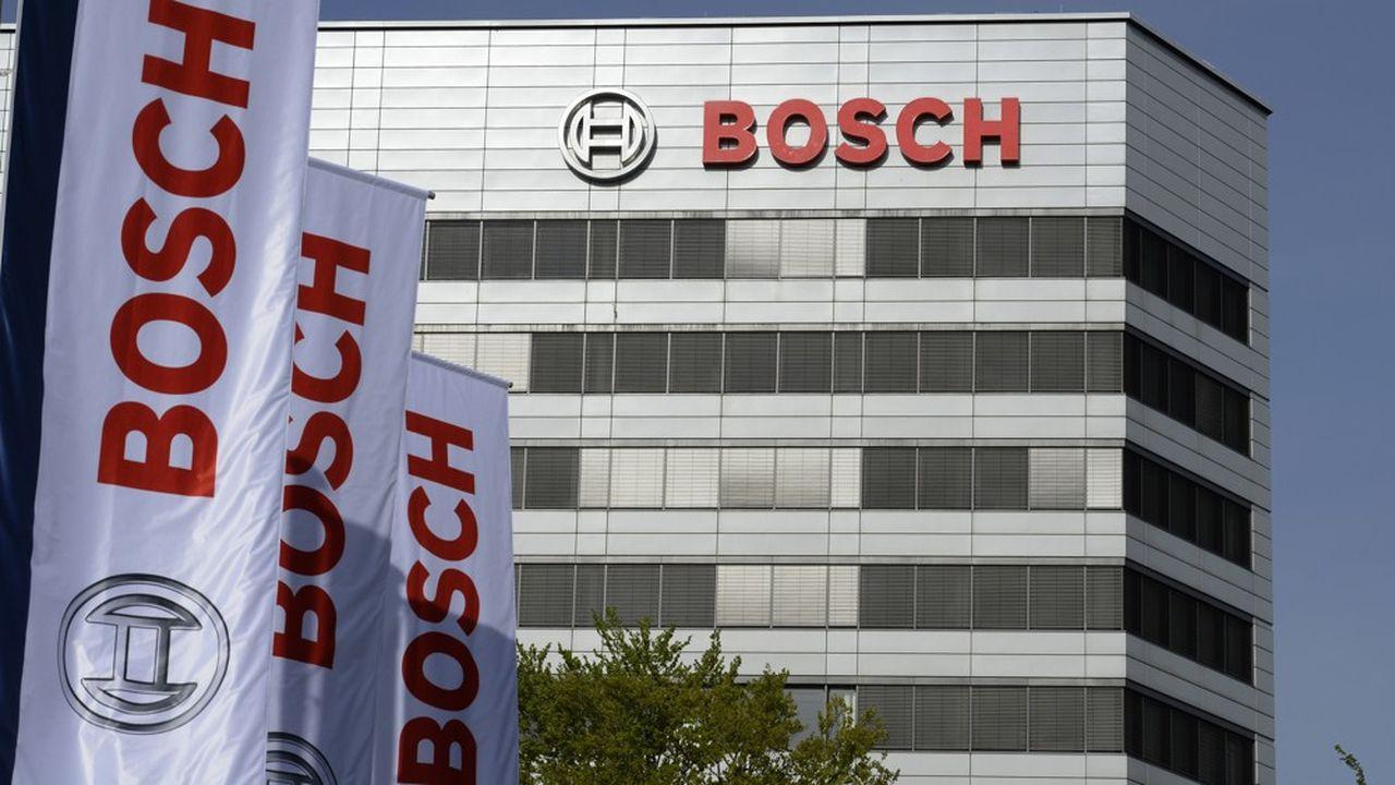 Bosch se prépare à réduire le nombre de ses salariés pour faire face à la chute du diesel et au retournement du marché automobile mondial.