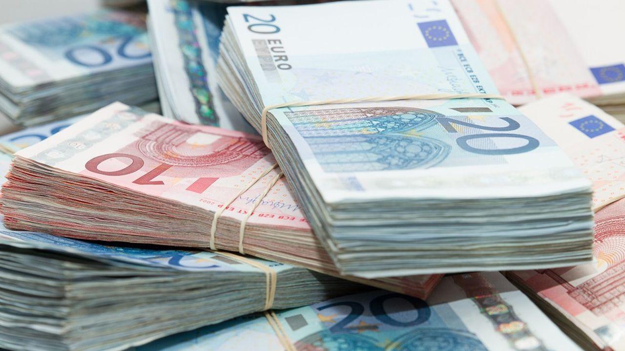 251 000 billets en euros contrefaits ont été saisis au premier semestre 2019.