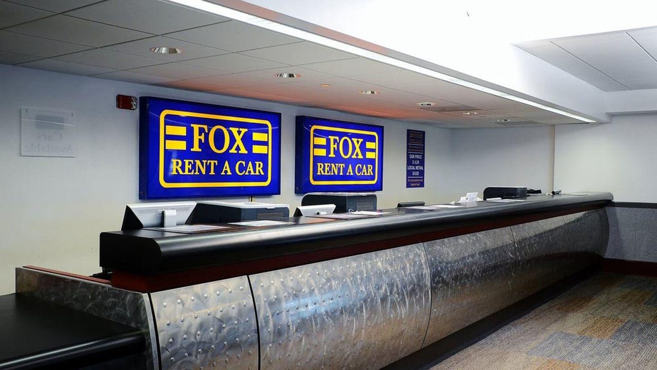 Avec l'acquisition de Fox Rent A Car, Europcar met un pied aux Etats-Unis