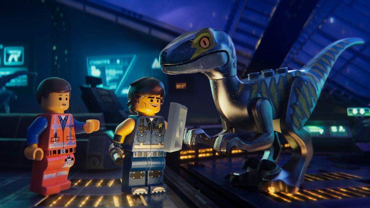 Sortien février, le film «La Grande Aventure Lego2» n'a dégagé que 191millions de dollars de recettes