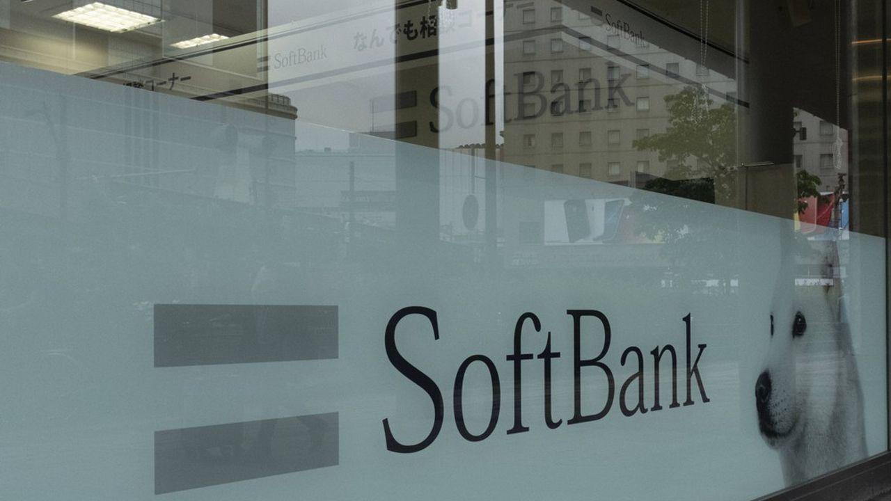Les résultats de Softbank doivent aussi beaucoup aux performances de son fonds d'investissement, Vision Fund.