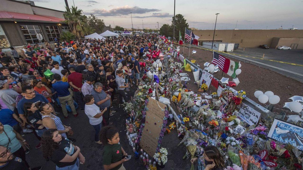 Donald Trump doit notamment se rendre à El Paso. La ville, qui pleure 22 morts, est à forte majorité latino-américaine.