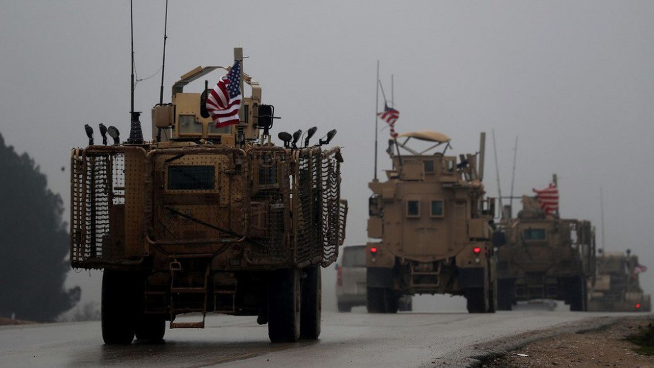 Donald Trump a annoncé en décembre le retrait rapide des troupes américaines de Syrie.