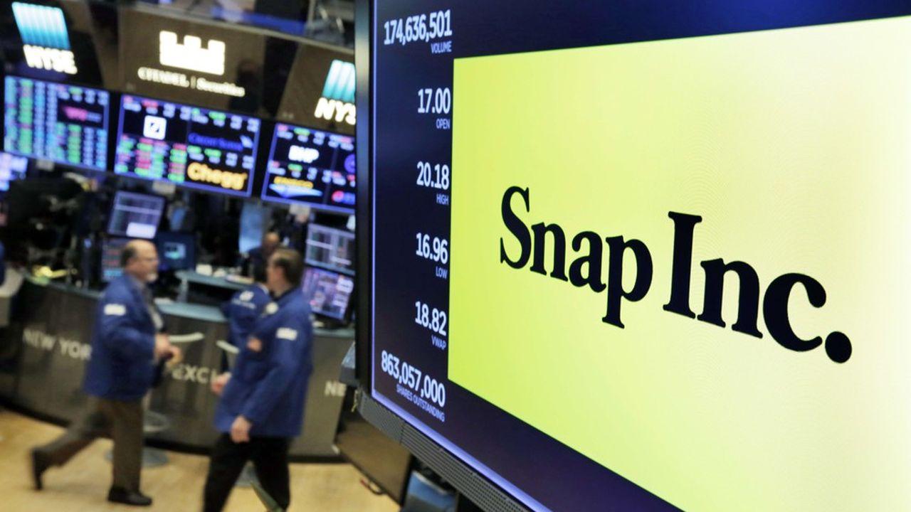 Le groupe Snap compte sur cet emprunt pour lancer de nouveaux investissements.