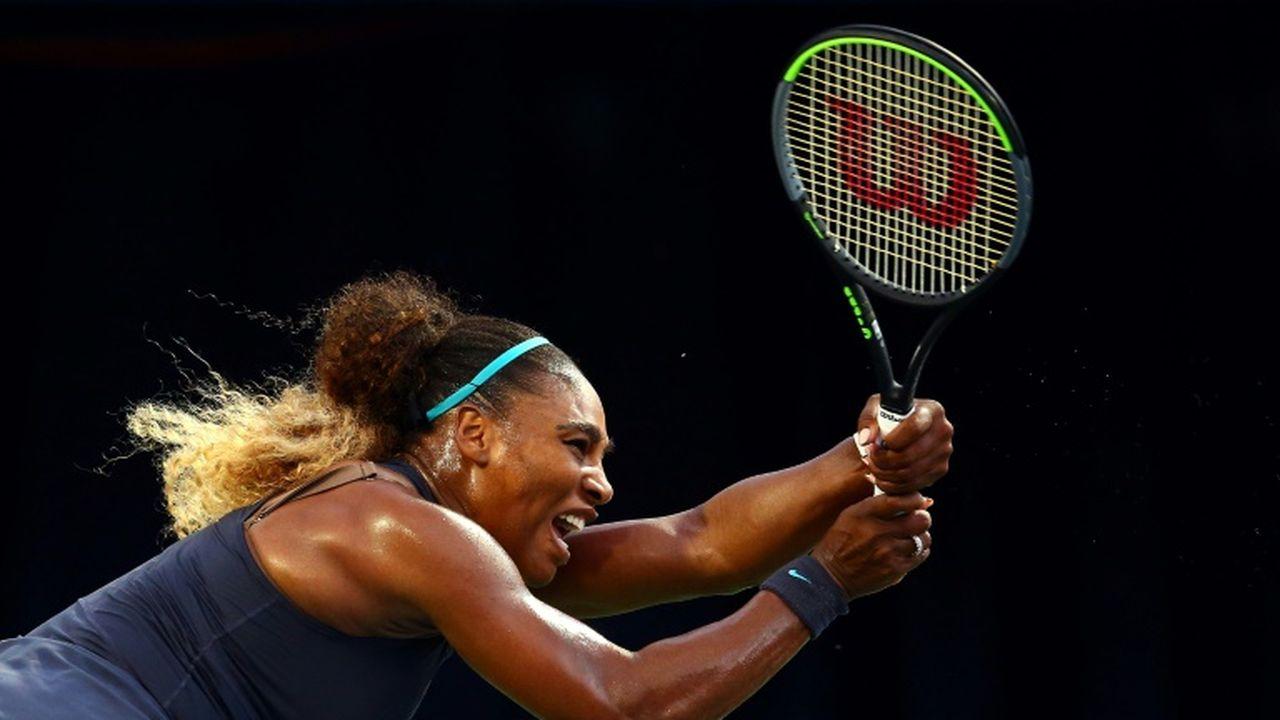Tennis: Serena Williams est la plus riche