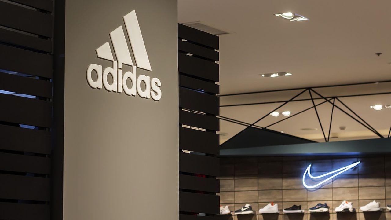 Under Armour et Puma loin de concurrencer le duopole Nike