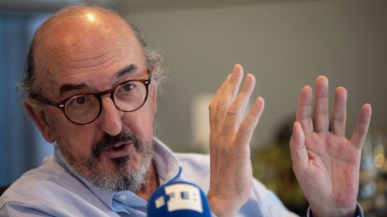 Jaume Roures, fondateur de Mediapro
