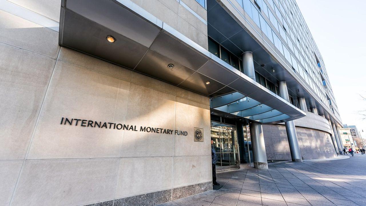 Le Fonds monétaire international a revu à la baisse ses prévisions de croissance pour 2019.