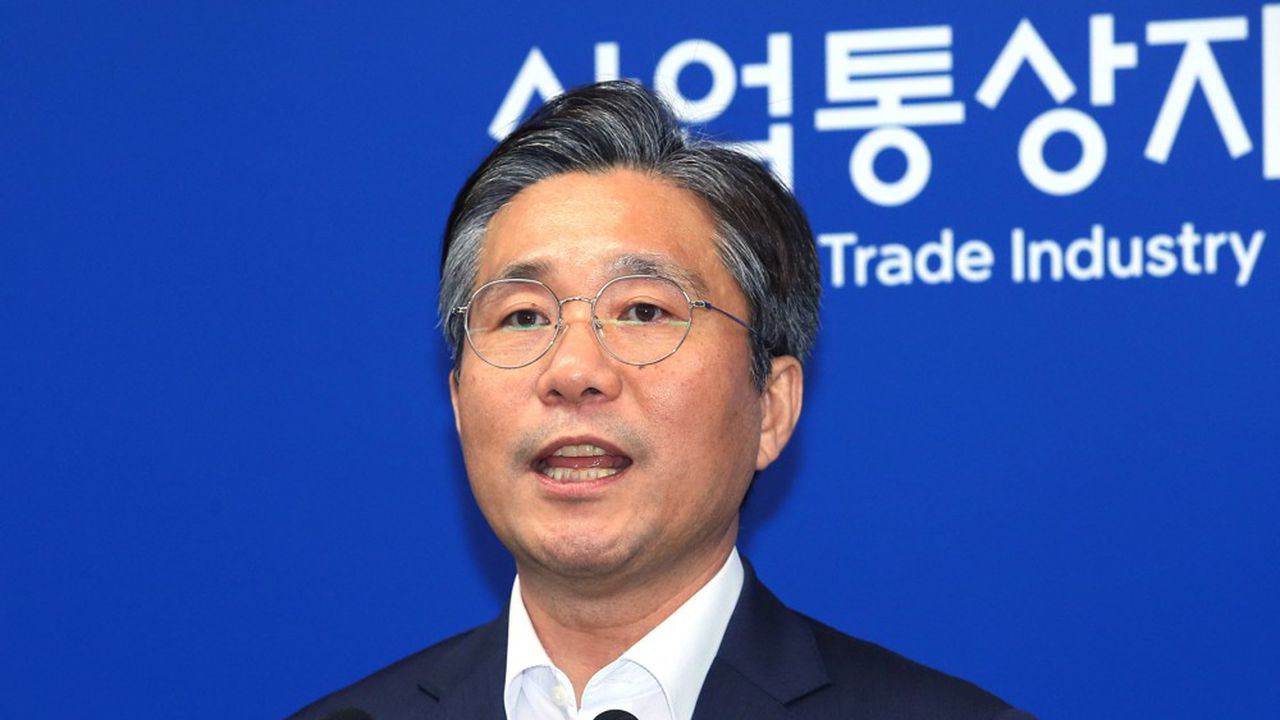 «Il est difficile de travailler étroitement avec un pays […] qui met en place un système illégitime», a déclaré le ministre sud-coréen du Commerce.