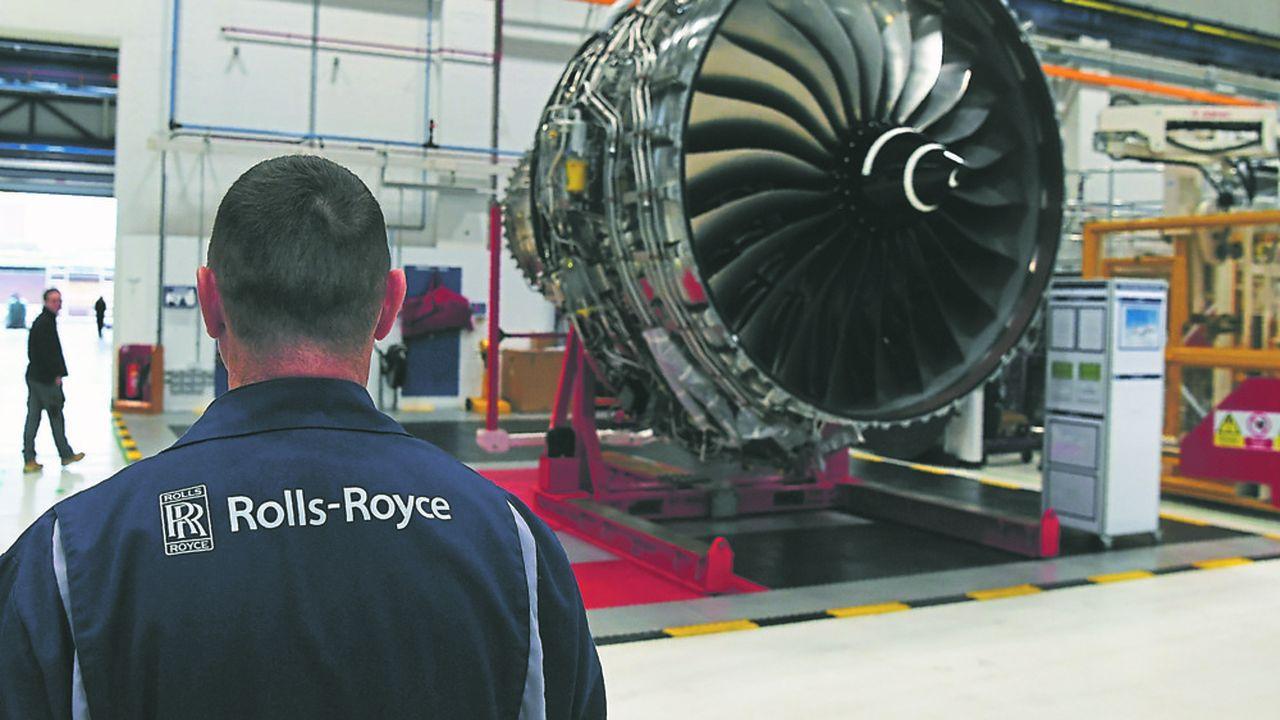 Une défaillance d'un moteur de Rolls-Royce a fait chuter son action à la Bourse de Londres.