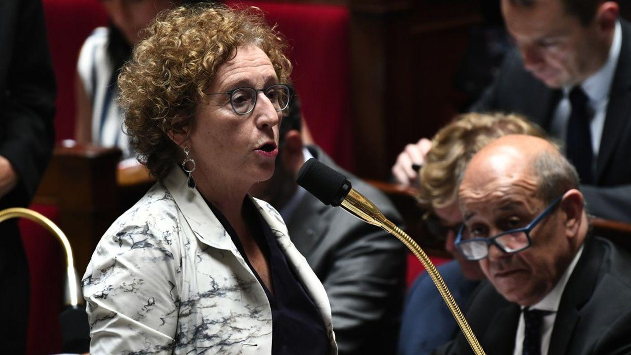 Muriel Pénicaud, la ministre du Travail,présentera deux ordonnances correctives de sa loi sur la formation professionnelle lors du conseil des ministres de la rentrée du 21 août.