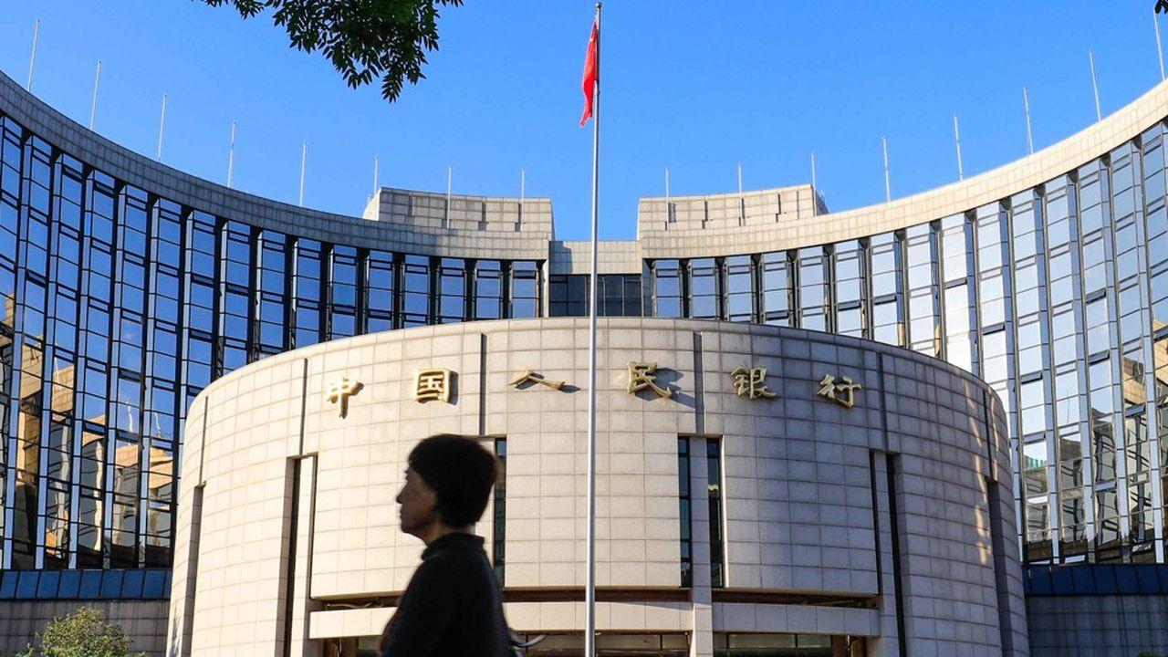 La Banque populaire de Chine est l'une des premières banques à s'être lancée sur la création d'une cryptomonnaie.