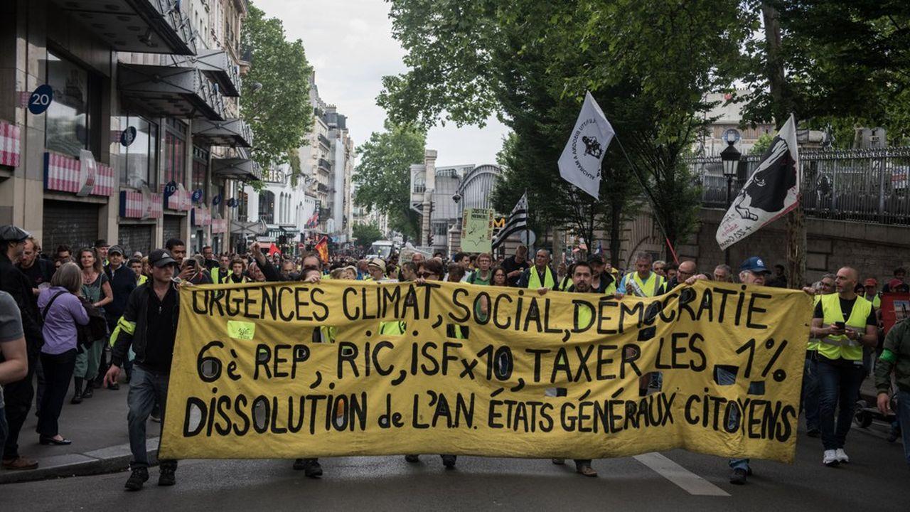 Le mouvement des «gilets jaunes» a montré que la crise du consentement à l'impôt pouvait éclater dans les classes populaires.