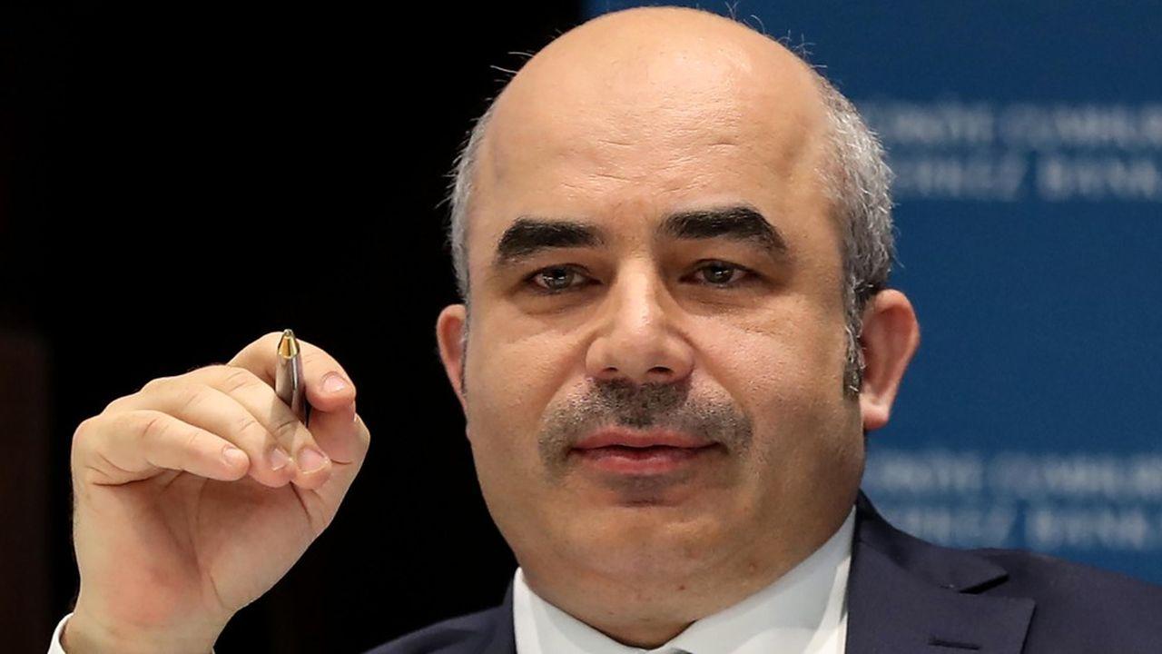 Murat Uysal, le nouveau gouverneur de la banque centrale turque, a baissé les taux d'intérêt quelques jours après sa prise de fonction le 6juillet.