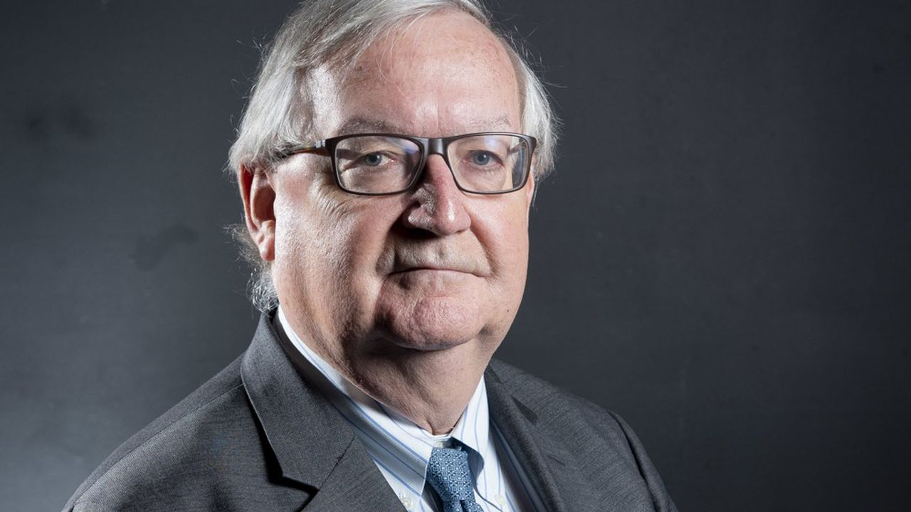 Pour Patrick Artus, les problèmes de l'Allemagne s'expliquent par l'obsolescence de son modèle économique.