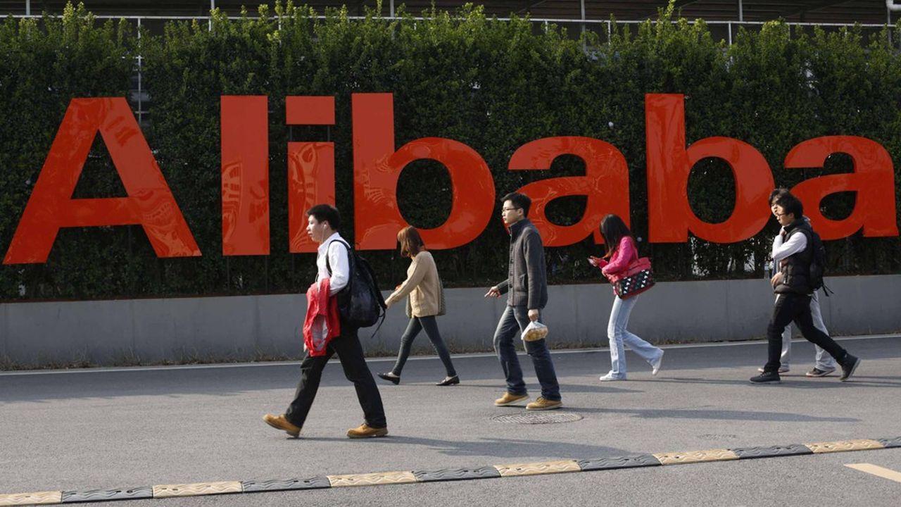 En un an, Alibaba a vu sa base d'utilisateurs gonfler de 17%.