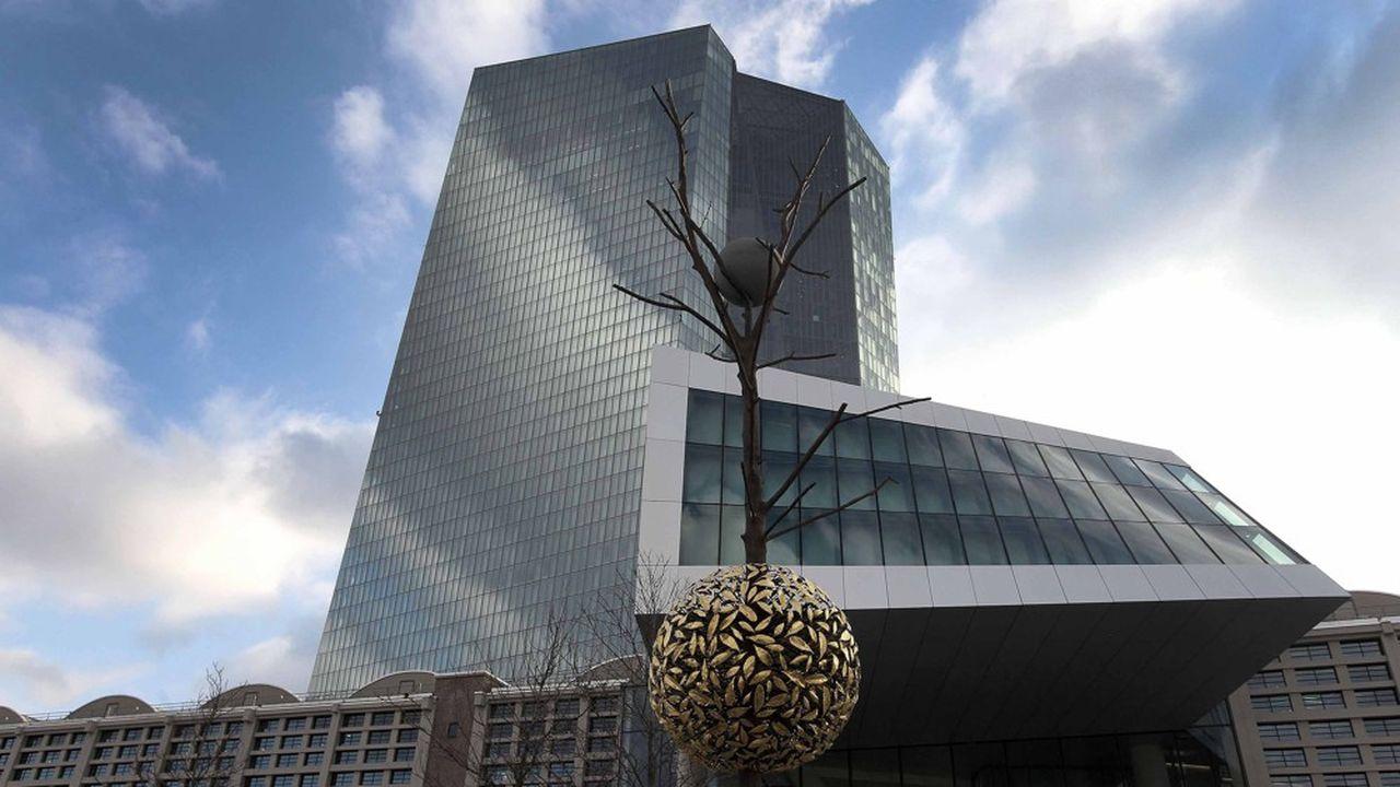 La BCE a été victime d'un piratage informatique sur un site d'information.