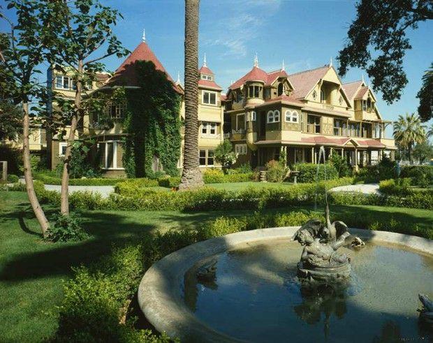 La maison mystérieuse de Sarah Winchester