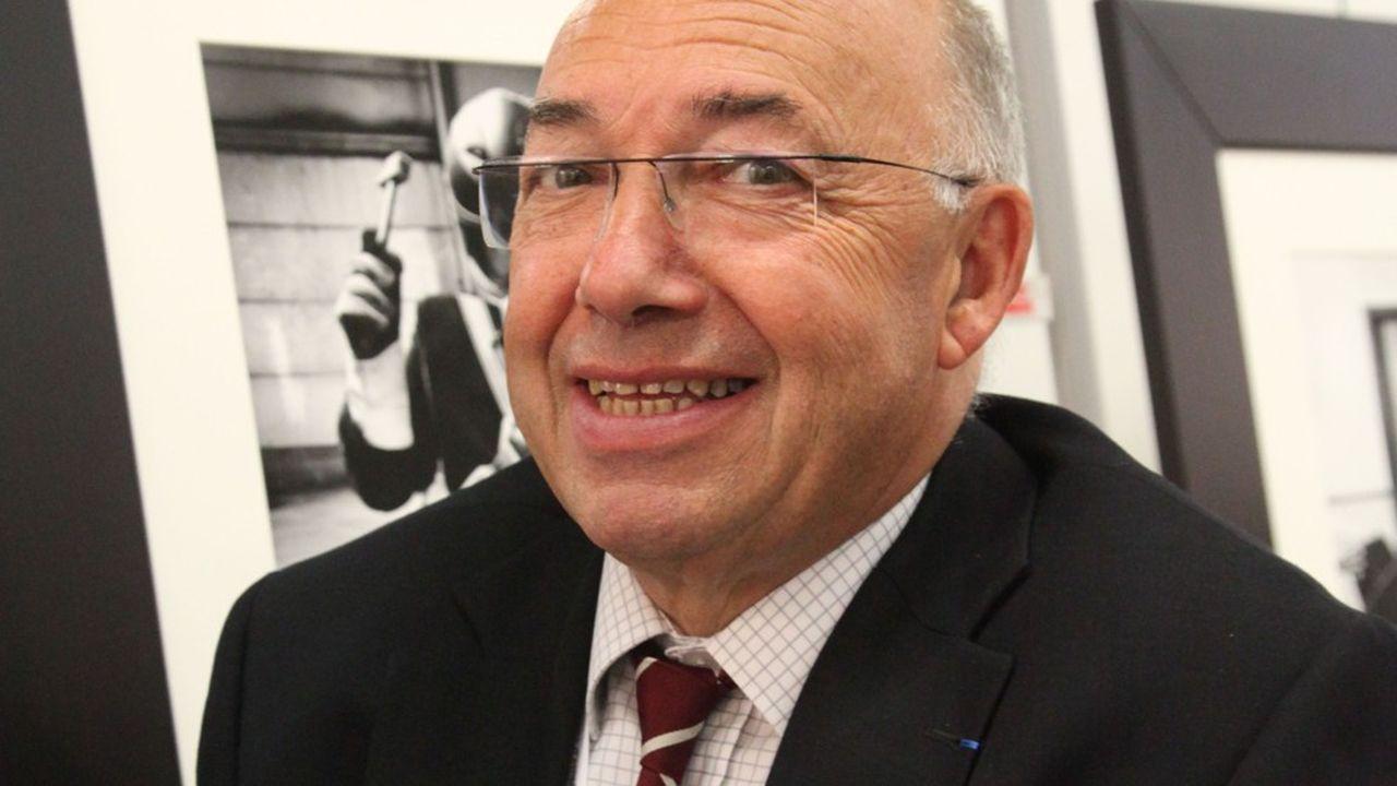 161 entreprises en difficulté du Loir-et-Cher ont été suivies par le Groupement de prévention agréé (GPA) du département, créé à l'initiative de Patrice Duceau.