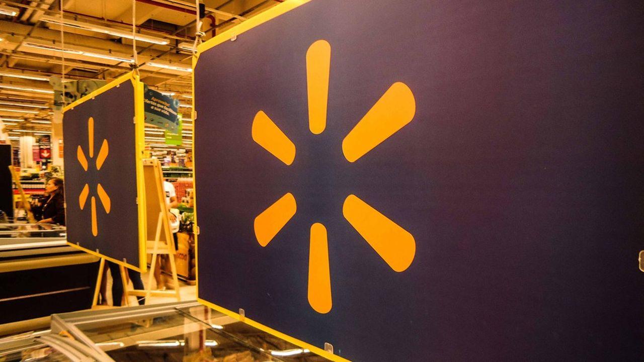 Au Brésil, les magasins Walmart ont été rachetés par le fonds Advent. Ils vont prendre l'enseigne Big.