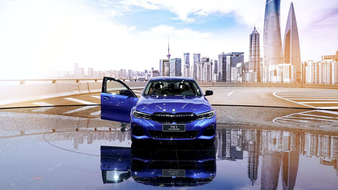 Le constructeur munichois BMW vend près de 30% de ses véhicules en Chine.