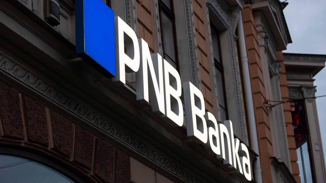 La Banque lettone PNB Banka a été déclarée en faillite par la Banque centrale européenne.