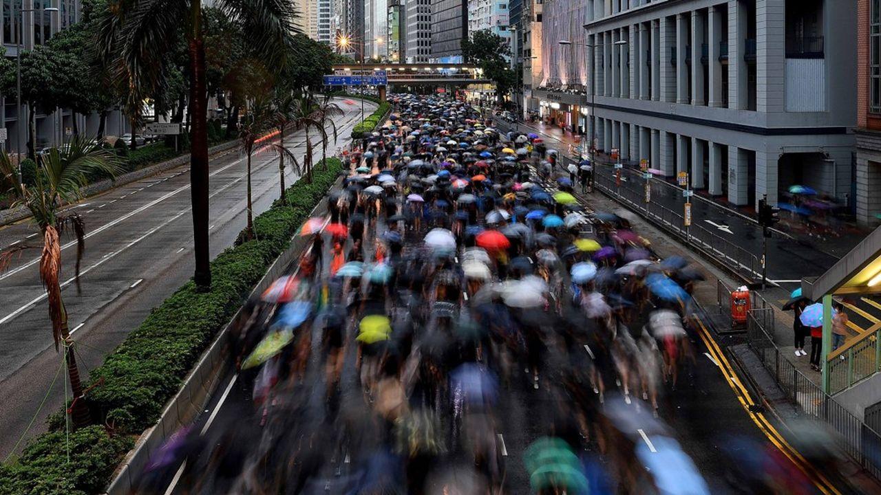 Crise à Hong Kong : Pékin s'isole toujours plus de la communauté internationale