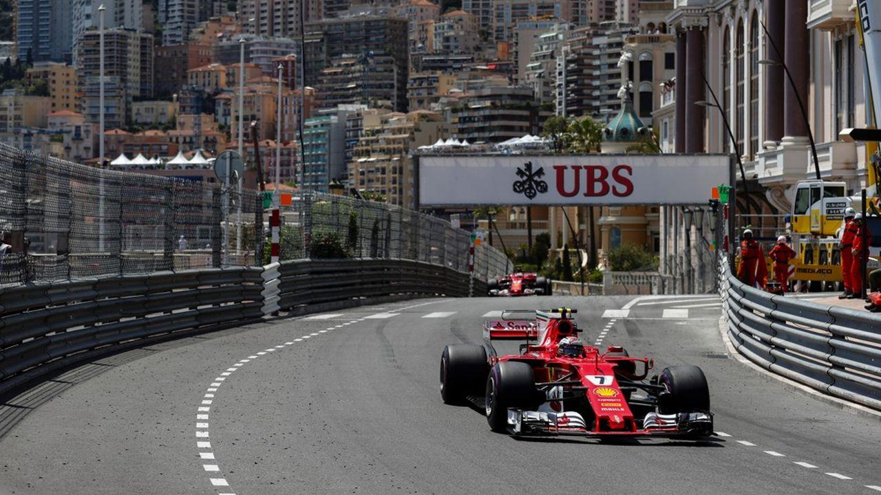 Les « pole positions » de F1 désertées par les banques