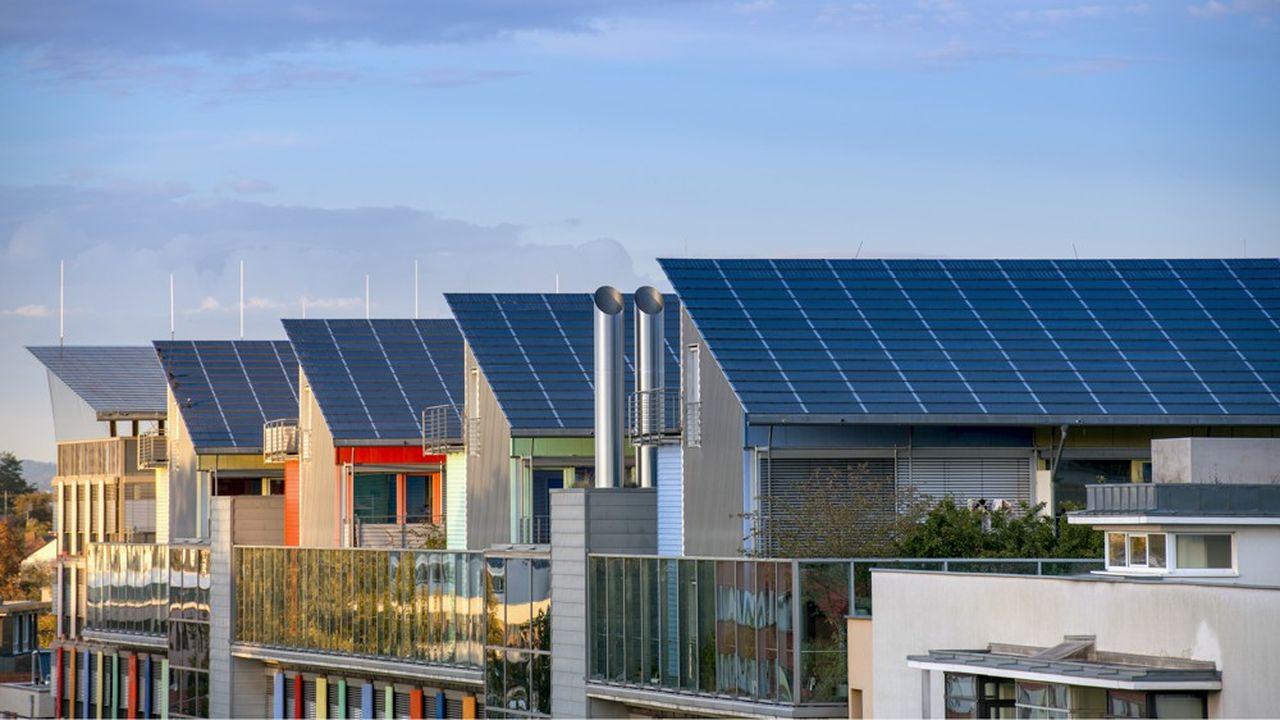 En Allemagne, les pouvoirs publics ont pris en charge jusqu'à 30% du coût de l'installation des panneaux photovoltaïques entre2013 et2018