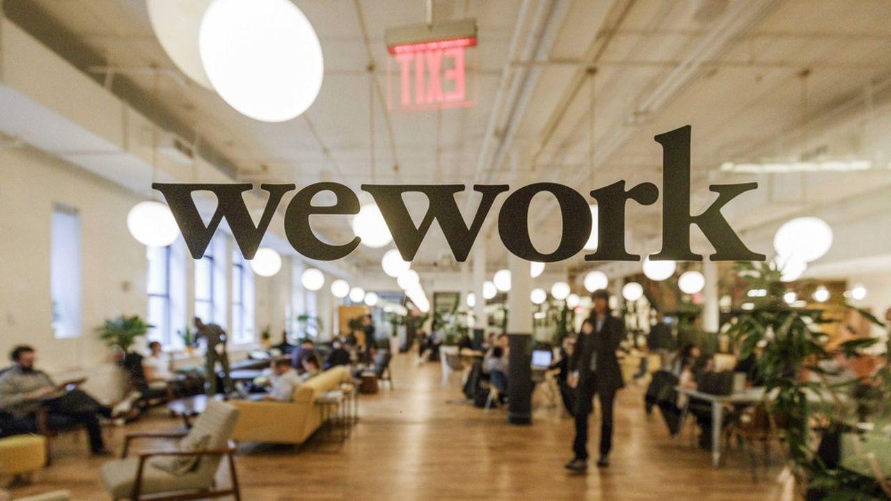 WeWork a signé des contrats avec plus de 200 sociétés propriétaires d'immeubles