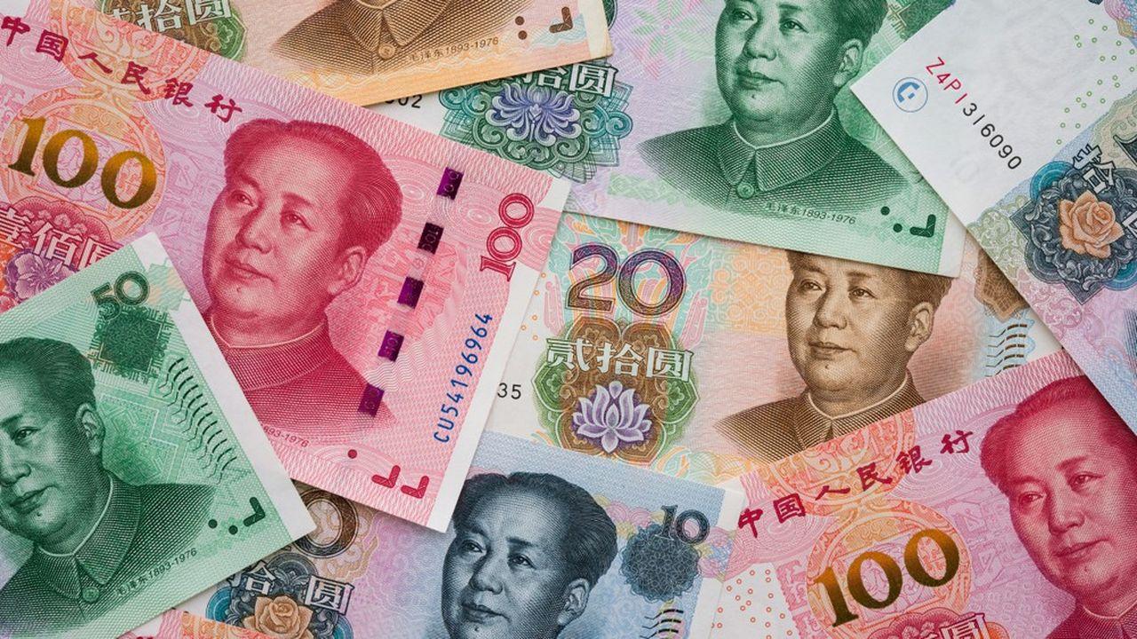 Signe de l'internationalisation du yuan, les banques centrales intègrent la devise chinoise dans leurs réserves de change.