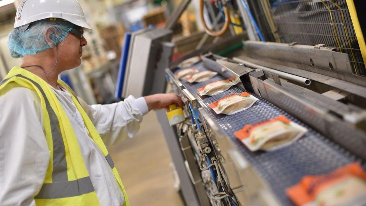 Lanouvelle entité de conditionnement et de cuisson vapeur de riz Uncle Benz dans l'usine Ebly à Marboué (Eure-et-Loir) sera opérationnelle au printemps prochain
