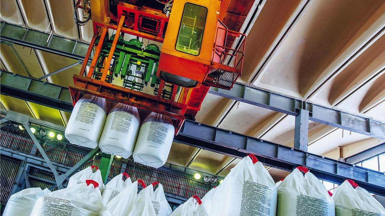 PhosAgro a signé un accord de 1milliard de dollars pour des exportations d'engrais de 2millions de tonnes, jusqu'en 2021, vers l'Inde.