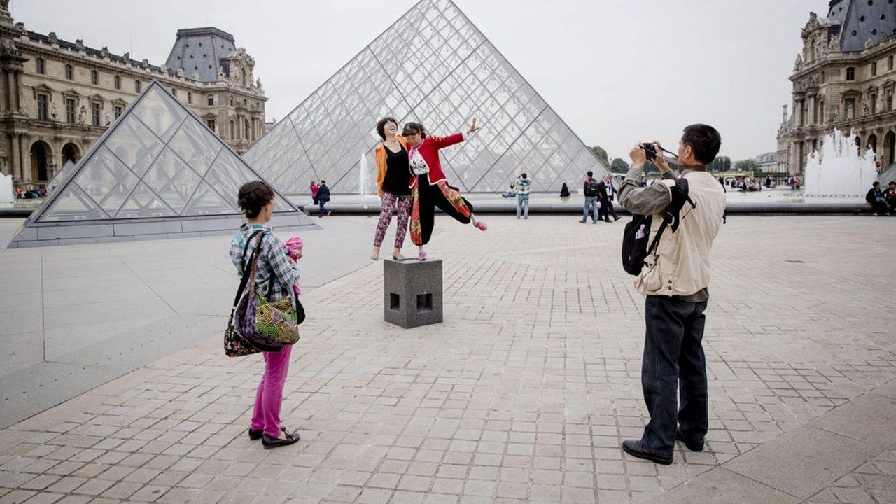Les touristes chinois sont de loin la première clientèle de la destination France en matière de détaxe. En juillet, ils ont représenté près de 30% de l'activité.