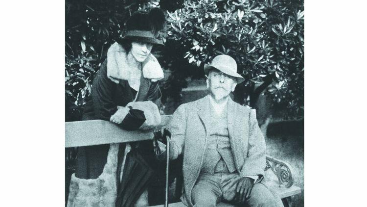 Maria et Basil Zaharoff