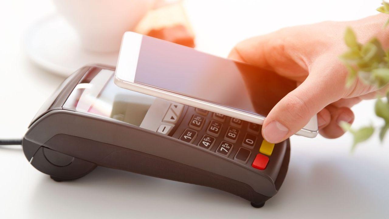 Les consommateurs recherchent de plus en plus de solutions alternatives à l'argent liquide