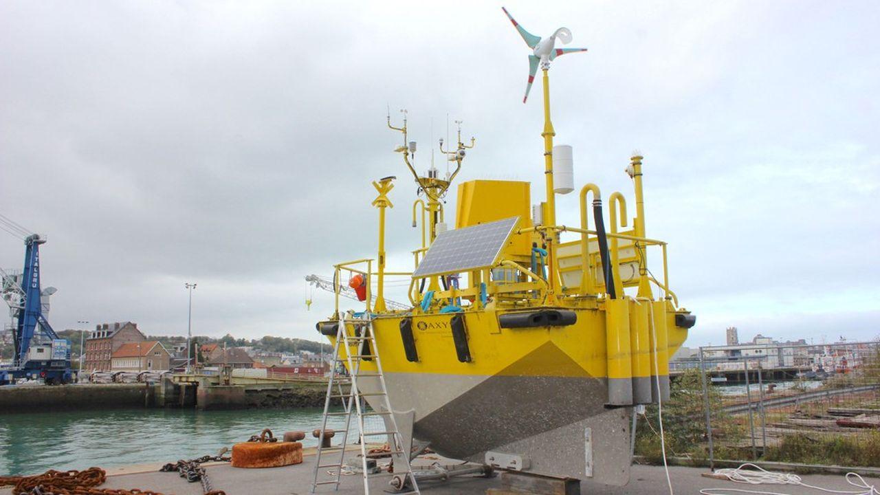 Un million pour les futures éoliennes en mer de Dieppe-Le Tréport