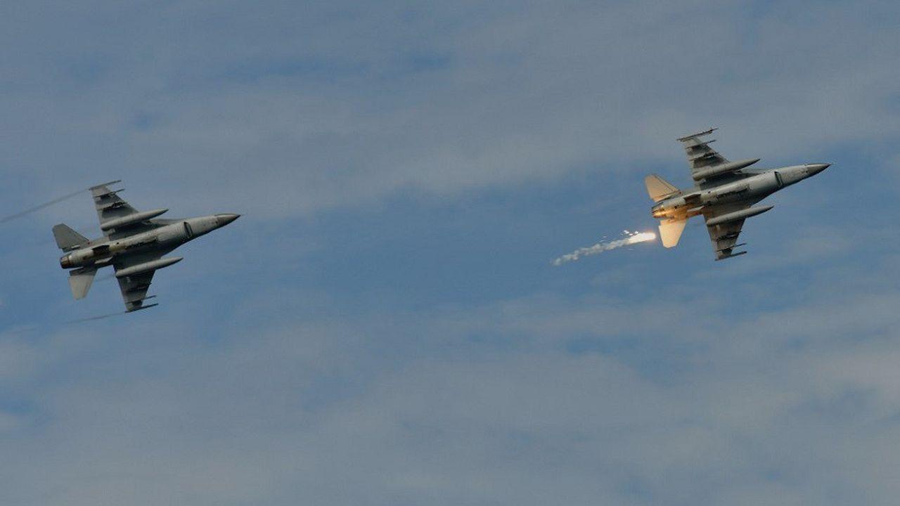 Les Etats-Unis vont fournir 66 chasseurs F-16 à Taïwan, qui actuellement en compte environ 145.