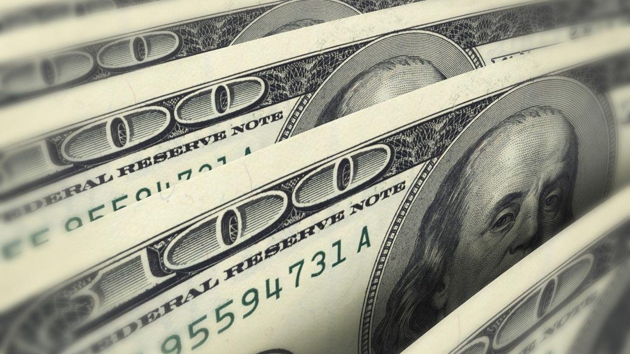 Depuis 2016, le billet de 100dollars est devenu la coupure la plus utilisée dans le monde, détrônant le billet d'un dollar.