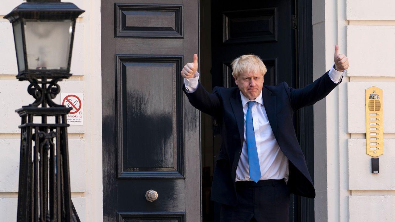 Boris Johnson : ses premiers pas de Premier ministre