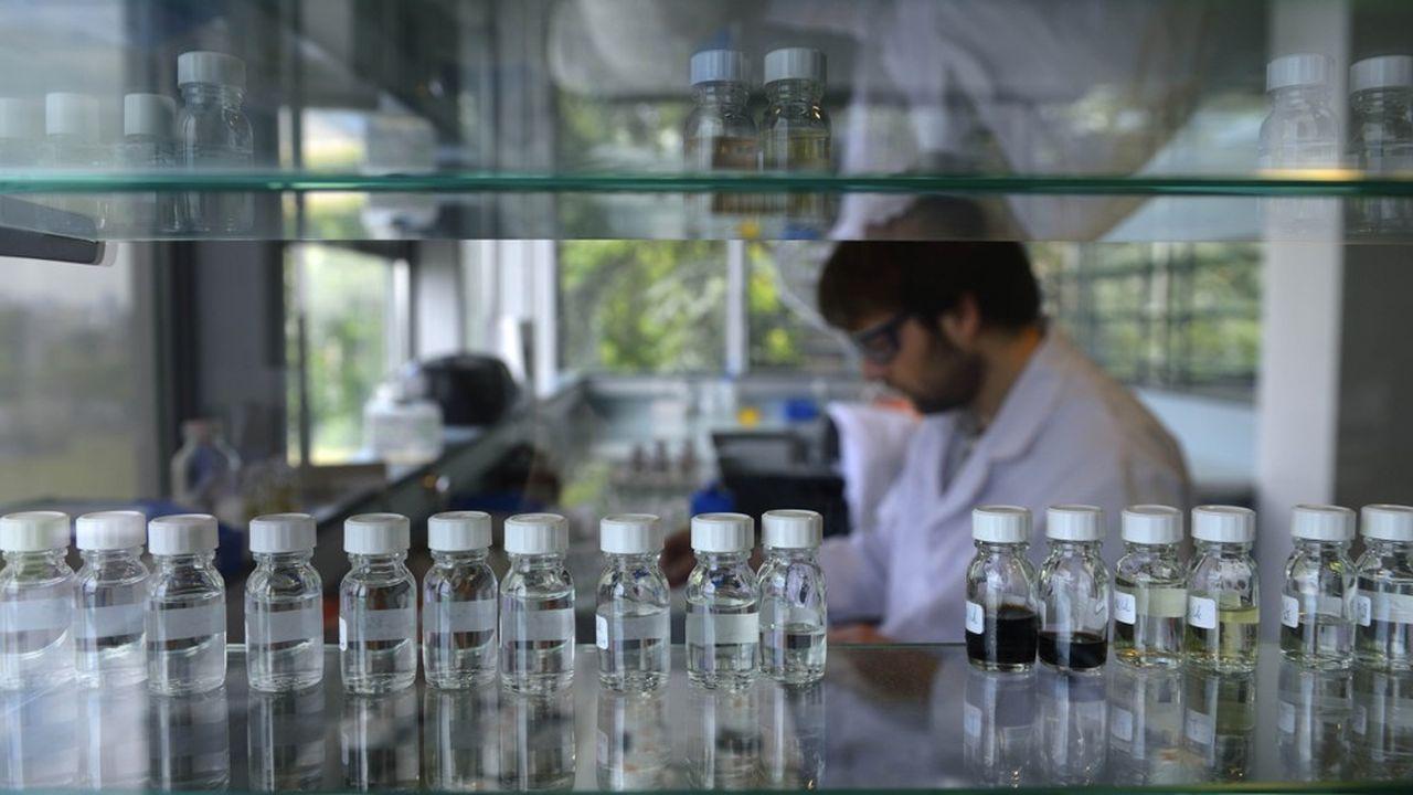 Le groupe suisse Givaudan, le numéro un mondial des parfums et arômes, a dégagé un chiffre d'affaires de 5,5milliards de francs suisses (5milliards d'euros aux taux actuels), en 2018.