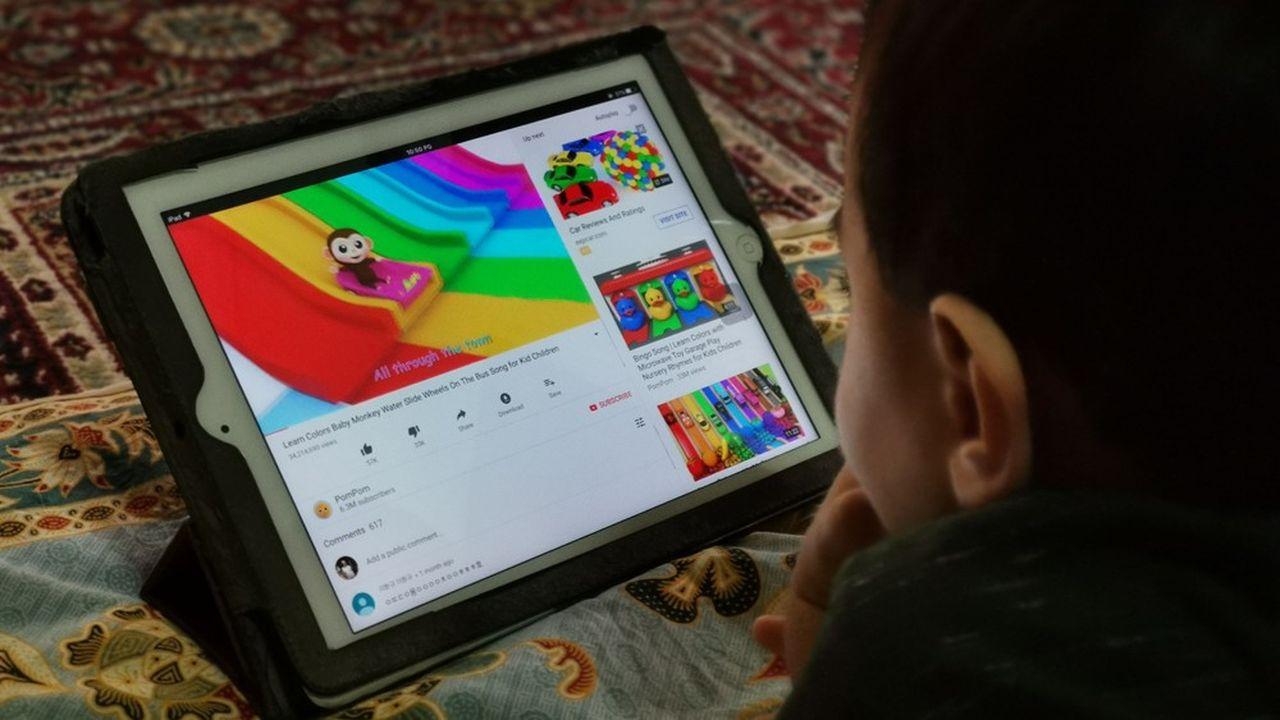 Selon Loup Ventures, YouTube générerait entre 500 et 750millions de dollars par an via les vidéos pour enfants.