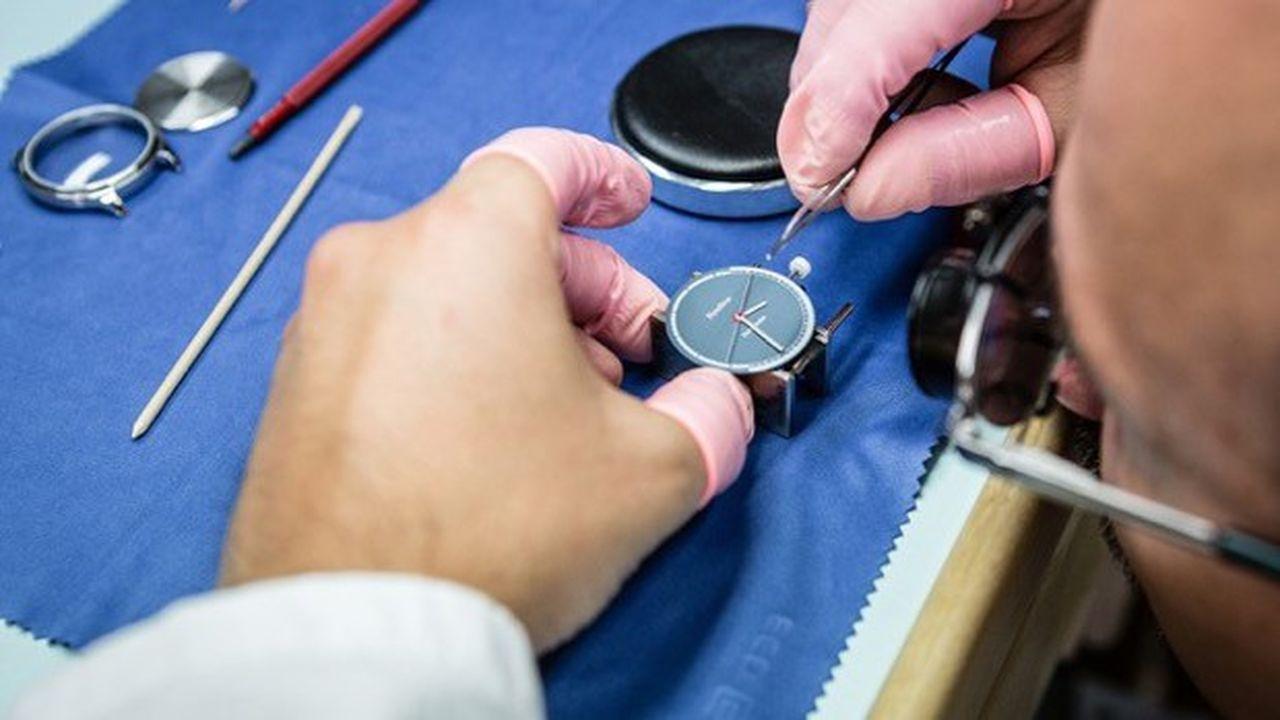 Routine, la montre qui relocalise les emplois horlogers