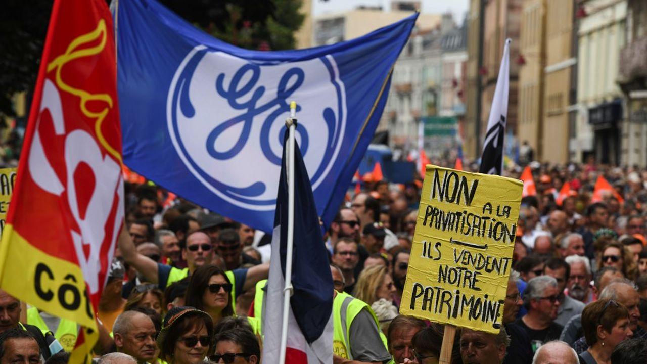 Aciérie : Les syndicats de General Electric Belfort alertent sur l'avenir du site