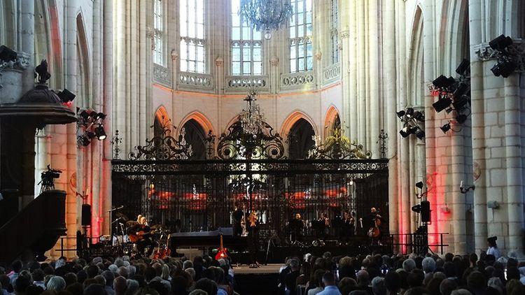 Le festival de Saint-Riquier mise sur son abbaye pour attirer un large public