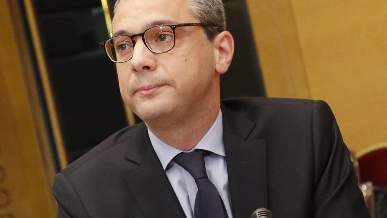 Le secrétaire général de l'Elysée, Alexis Kohler.