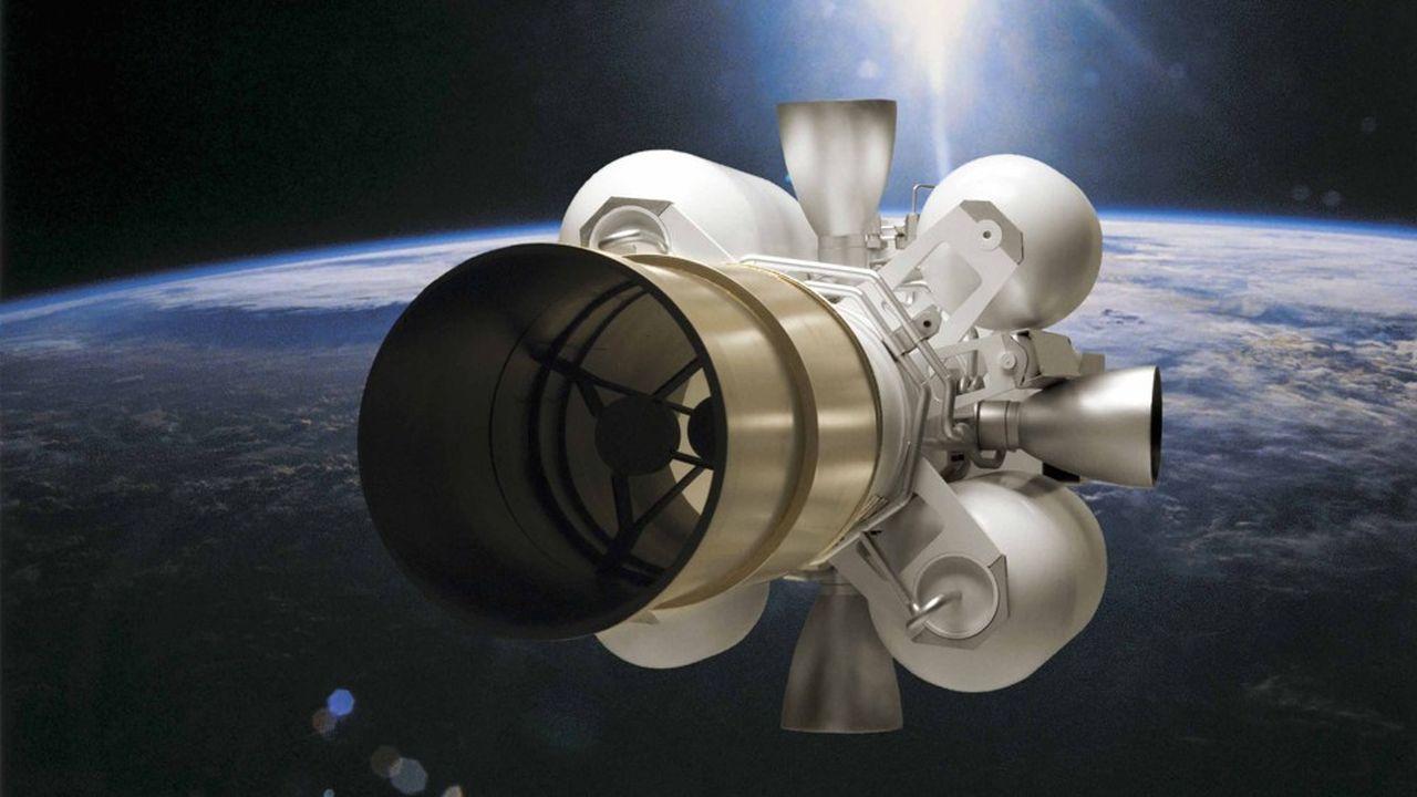 Le projet était une version modernisée du véhicule tueur extra-atmosphérique (EKV) également fabriqué par Raytheon.
